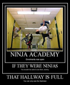 Ninja Academy! - x-menobsessed26 photo