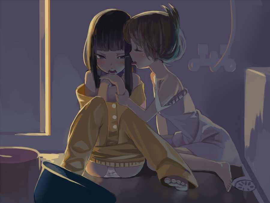 Yuri Kisses