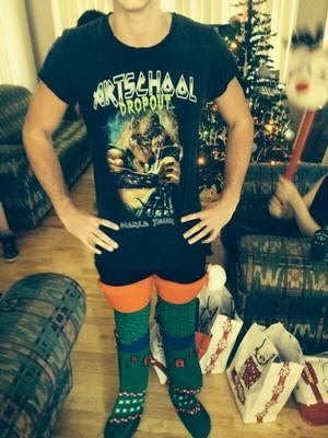 upendo Ashton's socks