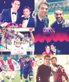 Kaka's instagram AC Milan