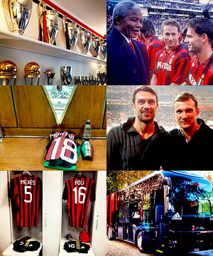 favourite pictures from @acmilan instagram