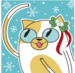 christmas cake - adventure-time-with-finn-and-jake icon