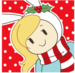 christmas fionna - adventure-time-with-finn-and-jake icon