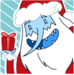 christmas ice king - adventure-time-with-finn-and-jake icon