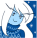 christmas ice queen - adventure-time-with-finn-and-jake icon