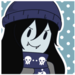 christmas marceline - adventure-time-with-finn-and-jake icon