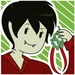 christmas marshall lee  - adventure-time-with-finn-and-jake icon