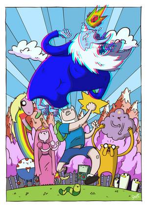 Adventure Time 3D