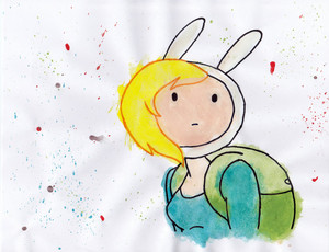 Fionna Watercolor