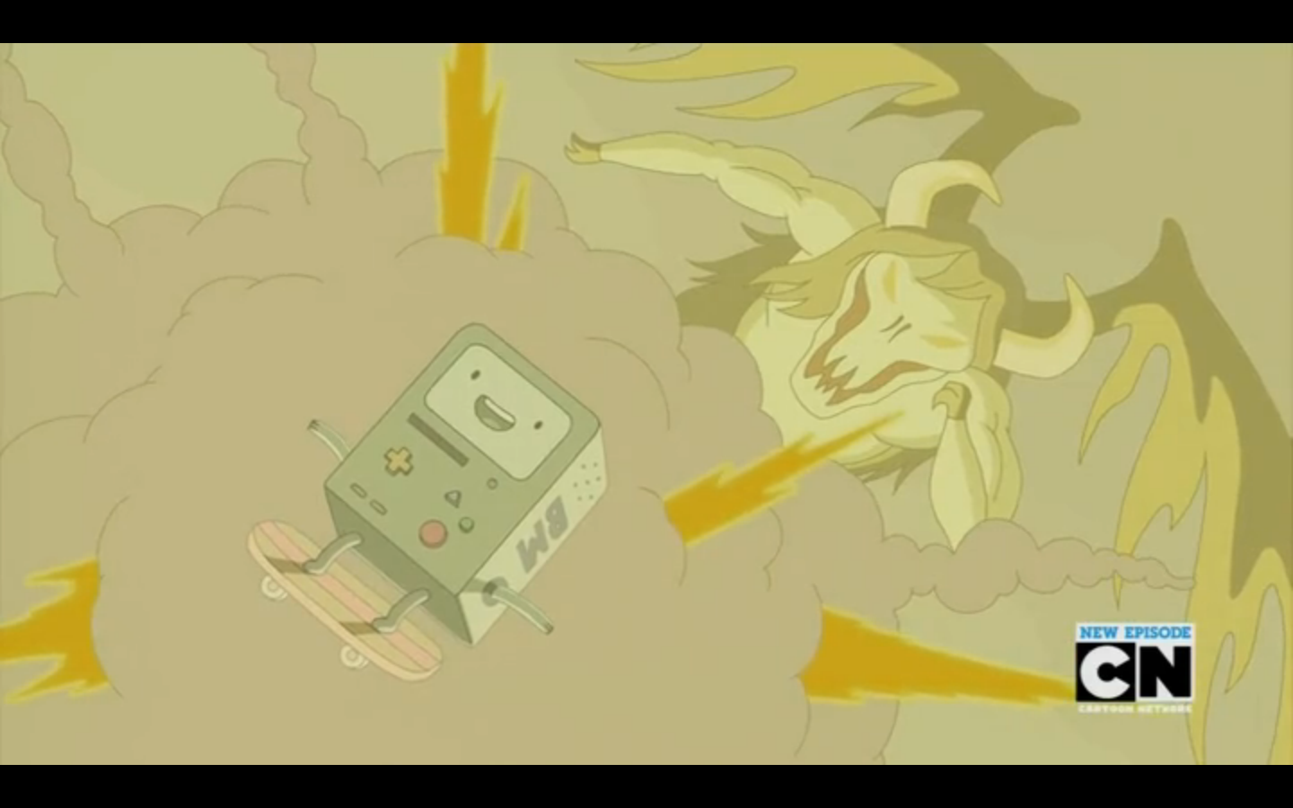 At Least BMO Looks Cool