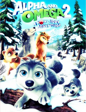 Alpha And Omega 2- A Howl-iday Adventure