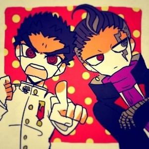 Gundam and Ishimaru