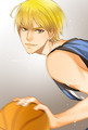 Kise Ryouta - anime fan art