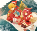 Magi   (Merry Christmas) - anime fan art