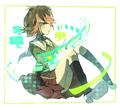 Chihiro Fujisaki - anime fan art