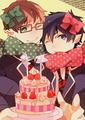happy birthday okumura twins