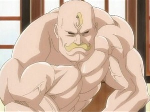 Alex Louis Armstrong from Fullmetal Alchemist and FMA: Brotherhood