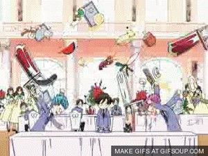 Ouran High School Host Club gif