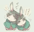 Cute  Ereri - anime fan art