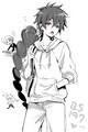 Judar (MAGI) - anime fan art