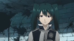Lenelee Lee from D. Gray-Man
