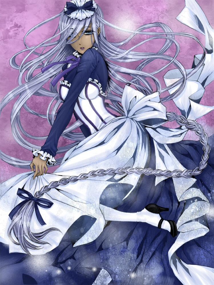 Hannah From Black Butler Anime Wallpaper 36384725 Fanpop
