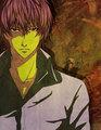 Yagami Light - anime fan art