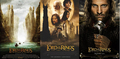 Aries Twins Favorites - Movies: Lord of the Rings Trilogy
