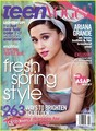 Ariana Grande Covers 'Teen Vogue' February 2014 - ariana-grande photo
