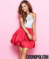 Ariana Grande Covers 'Cosmopolitan' February 2014 - ariana-grande photo