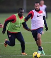 Arsenal Training  - arsenal photo