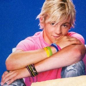 Cute Ross Pic.