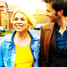The Tenth Doctor and Rose Tyler - badwolf-tenth-rose icon
