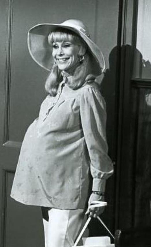 Pregnant Barbara