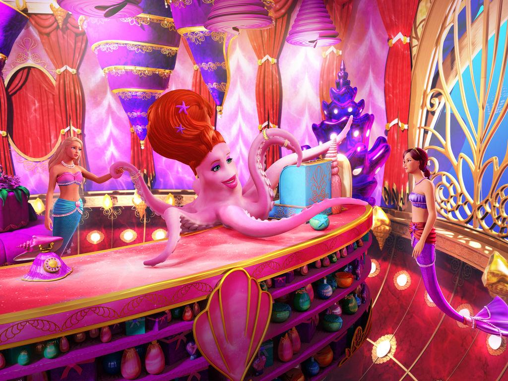 Barbie Die Prinzessinnen Akademie Stream