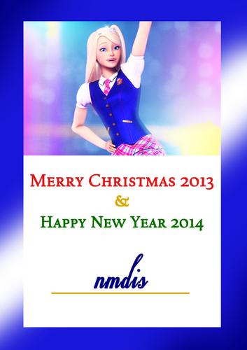 películas de barbie fondo de pantalla entitled Merry navidad nmdis!