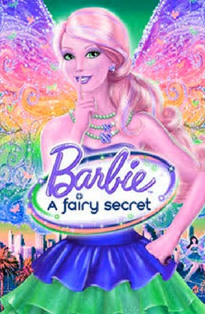 বার্বি a fairy secret recoloured