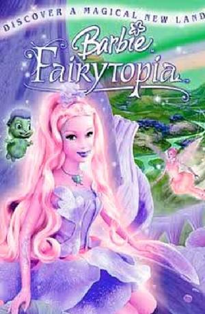 Barbie fairytopia recoloured