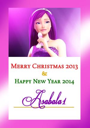 Merry Krismas Asabala1!