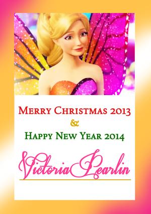 Merry Krismas VictoriaPearlin!