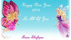 Happy New year(From: Shafiqua)