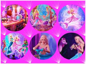 Barbie : The Pearl Princess
