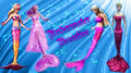 Underwater Beauties ! - barbie-movies fan art