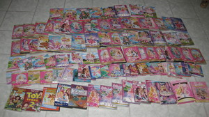 My Barbie Collection