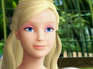 barbie as rosella
