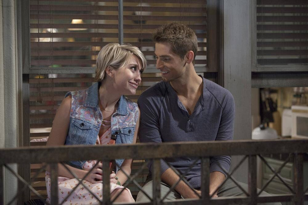 Baby Daddy Finale Did Danny & Riley Kiss Season 4 Spoilers