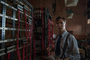 The Imitation Game - First Look