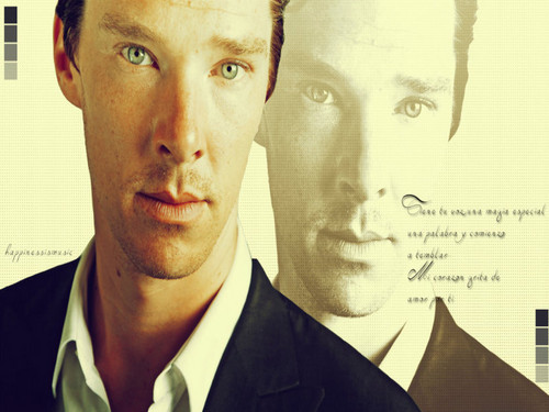 Benedict Cumberbatch wallpaper titled Benedict ★
