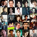 Benedict Collage - benedict-cumberbatch fan art
