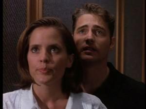 Susan and Brandon